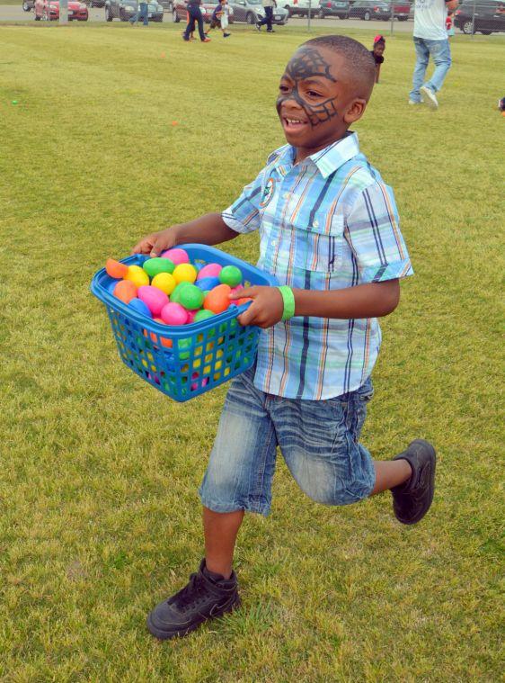 Killeen egg hunt