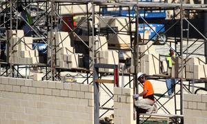 Copperas Cove HEB Construction