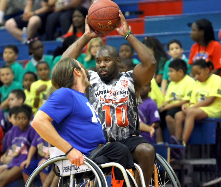 Fort Hood holds Paralympics Adaptive Experience