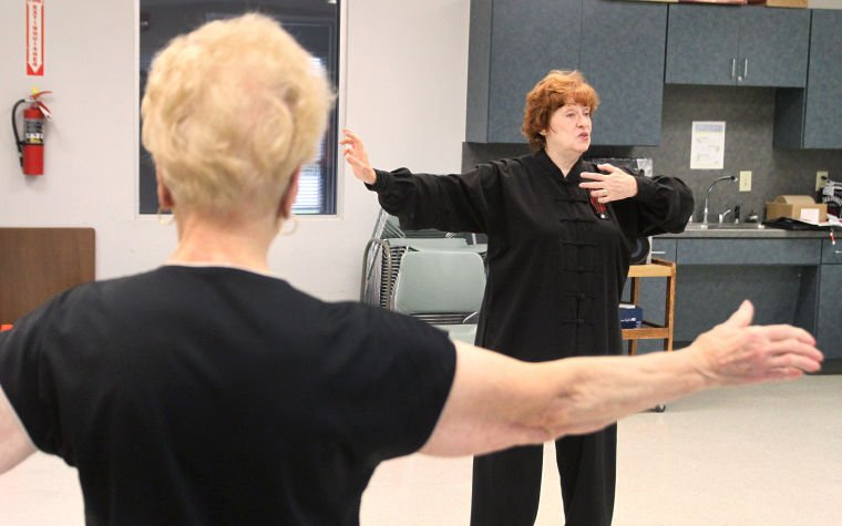 Tai Chi at Heights Rec Center