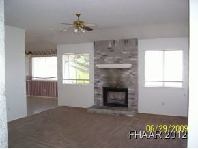 Entry opens to large great room w/brick, raised hearth FP.