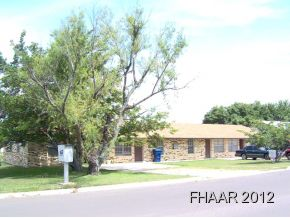 Established fourplex in a nice neighborhood. J Anderson Subdivision.
