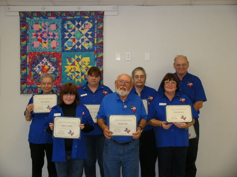 Copperas Cove Citizens Fire and Public Safety Volunteer Association