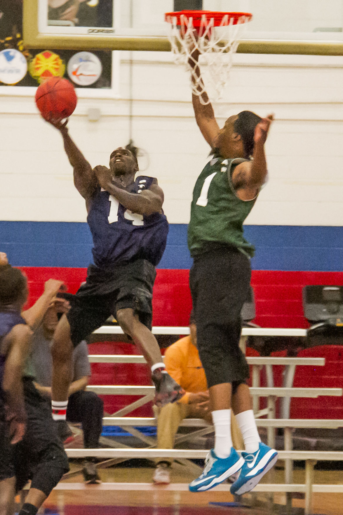 Fort Hood Basketball All Star Game-East vs. West