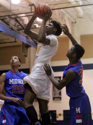 Copperas Cove vs Midway Boys Basketball