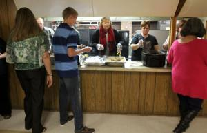 Heights VFW president's homecoming