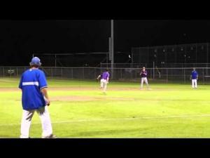 Florence vs Jarrell baseball