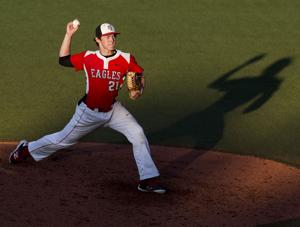 Salado pitcher Wolf placed on all-state squad