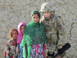 Helping Afghan Women