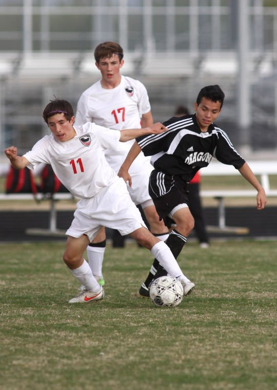 Boys Soccer Playoffs: Salado v. Nacogdoches
