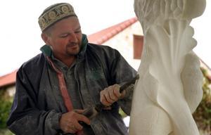 Harvest Celebration Stone Carving Competition