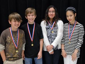 Meadows Elementary School robotics teams place in state competitions