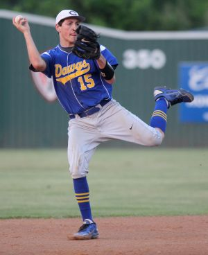 Harker Heights vs Copperas Cove Baseball