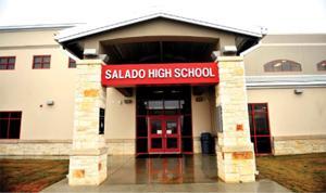 New Salado High School building feels like home