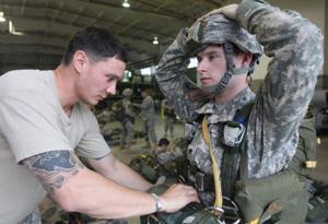 Airborne Training