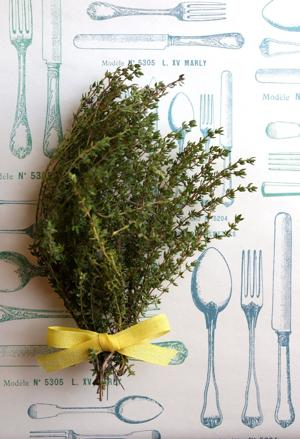 Finding thyme: Great recipes for cooking with thyme