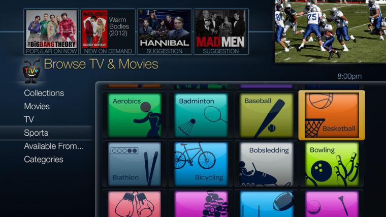 New TiVo DVRs