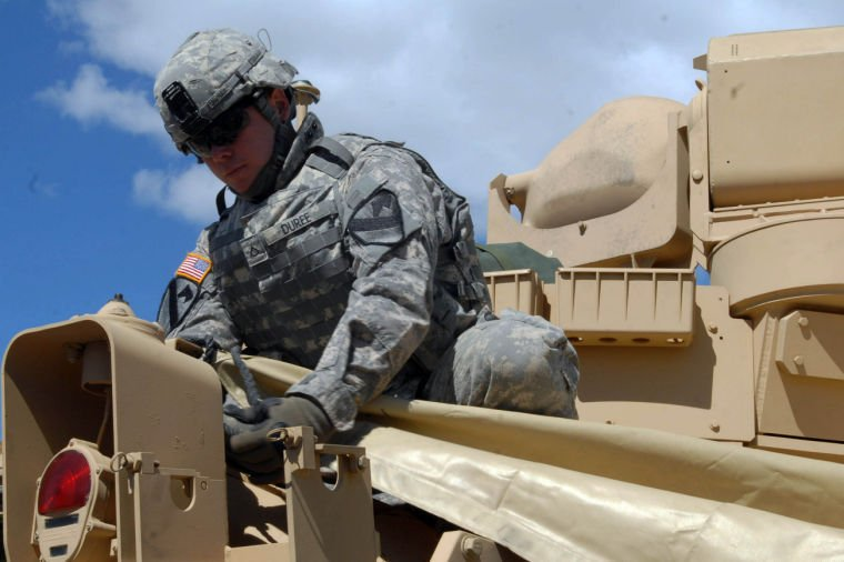 Ironhorse soldiers certify on call-for-fire