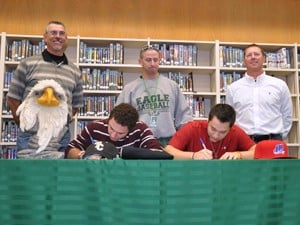 Ellison's Dingman and Stark sign with juco rivals