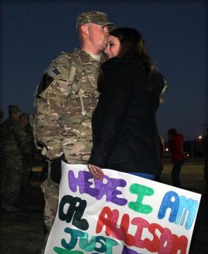 1st Cavalry homecoming