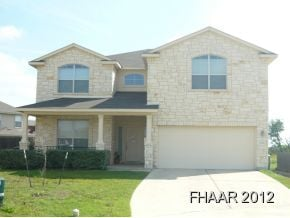 Amazing 5 bedroom 3.25 bath home in the Lake Belton