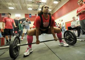 Tiger Invitational Powerlifting