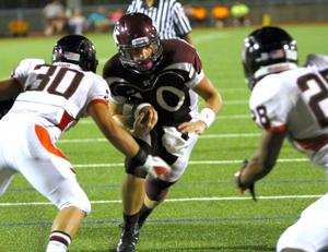 Killeen Battles Harker Heights in 8-5A Showdown