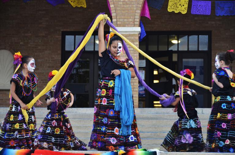 Celebrating life at Dia de los Muertos