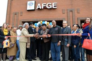 AFGE Office opening