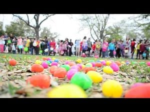 Copperas Cove Easter Egg Round Up