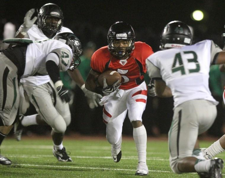 Harker Heights vs Cedar Park Football