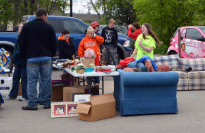 Copperas Cove citywide garage sale