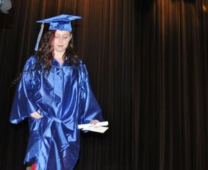 Crossroads High School graduation