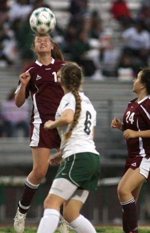 Girls Soccer: Ellison v. Killeen