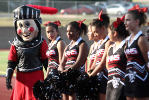 Harker Heights Knights Back to School Rally