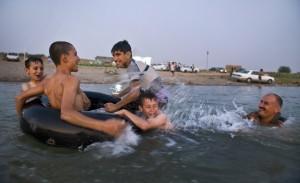 Life in Dawr, Iraq