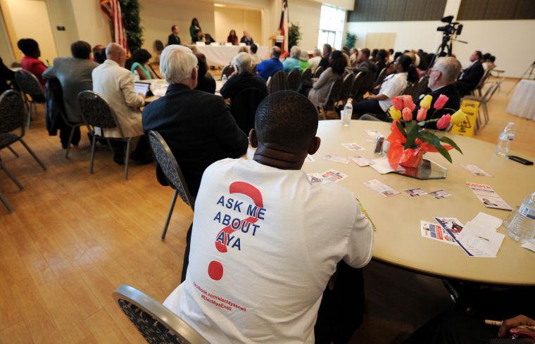 LULAC/NAACP Forum