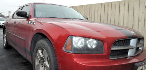 Vehicle Burglary: The Dodge Charger is a top prize for car thieves in the Killeen area, according to police. - Bryan Correira | Herald