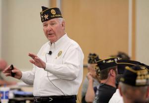 American Legion training