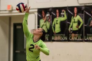 8-6A VOLLEYBALL: Lady Eagles outlast Shoemaker in five sets, bolster playoff chances