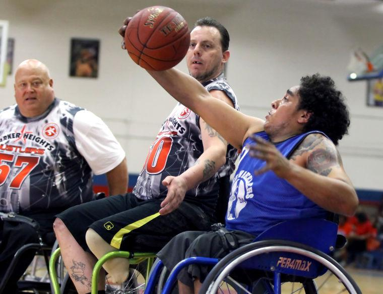 Fort Hood holds Paralympics Adaptive Experience