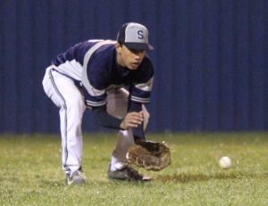 Shoemaker vs University Baseball
