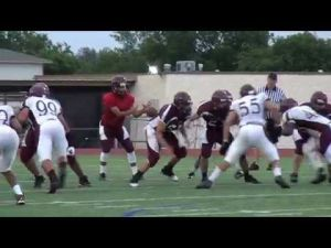 Killeen Kangaroos Maroon vs White