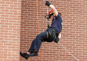 KISD Firefighter Students