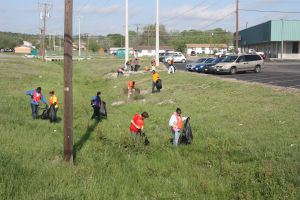 Cove to host city park cleanup