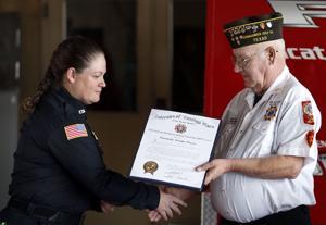 Killeen Paramedic Award
