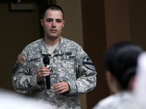 Staff Sgt. Jeff VanWey