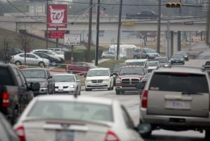 Trimmier Traffic Congestion