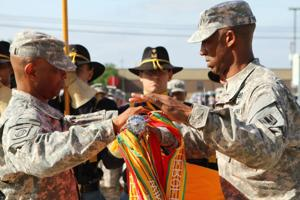 41st Field Artillery Brigade homecoming
