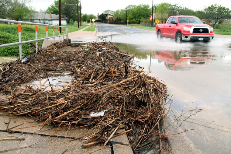 Central Texas Flooding
